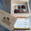 Opened Aroha Chocolate Truffles