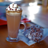 Chilli Hot Chocolate Drink Close
