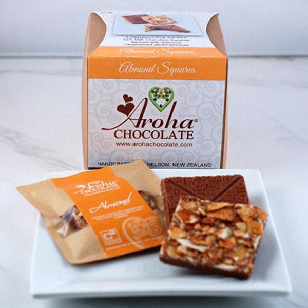 Squares Box Almond