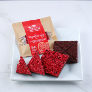 Raspberry Zing Square