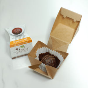 Aroha Chocolate - Gingerbread Spice Truffle