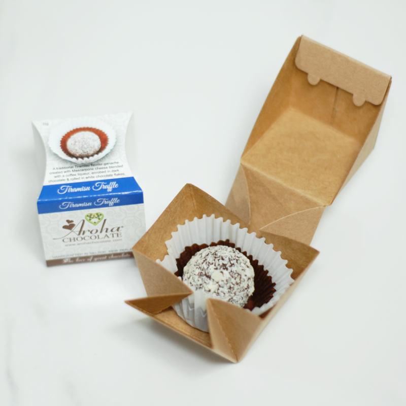 Aroha Chocolate - Tiramisu Truffle