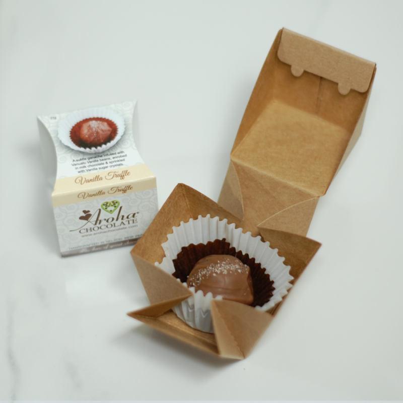 Aroha Chocolate - Vanilla Truffle