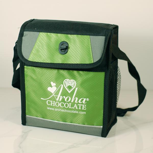Aroha Chocolate Cooler Bag