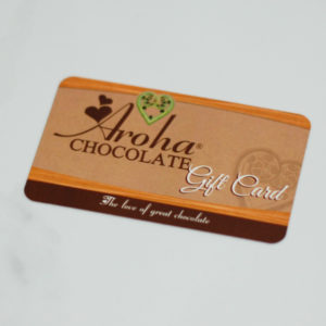 Aroha Chocolate Gift Card