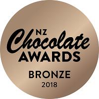 NZ Chocolate Awards_2018_Bronze